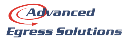 Advanced Egress Solutions Retina Logo