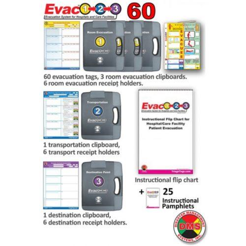 LEFT SIDE-EVAC 123 SYSTEM FOR HOSPITALS